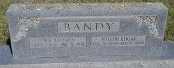 Joseph Edgar Joe Bandy
