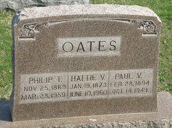 Philip Taggart Oates