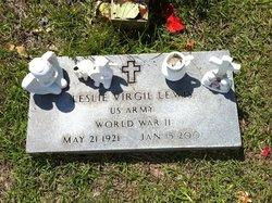 Leslie Virgil Virgil Lewis
