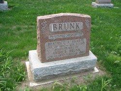 Beatrice Annie <i>Sharpe</i> Brunk