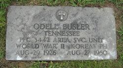 PFC Odell Busler