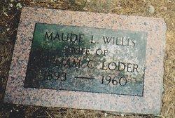 Maude Louise <i>Willis</i> Loder