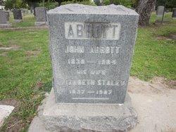 Elizabeth Staley Abbott