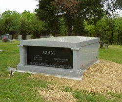 Shirley Marie <i>Lunsford</i> Ashby