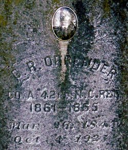 Charles Robert Orrender