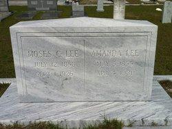 Amanda <i>Clements</i> Lee