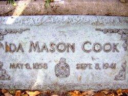 Ina <i>Mason</i> Cook