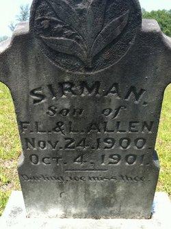 Sirman Allen