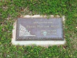 Bobby William Allen