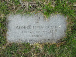 George Esten Clark