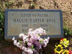 Maggie <i>Carter</i> Ross