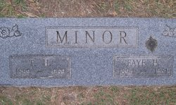 Thomas Harvey Minor