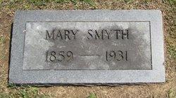 Mary <i>Smyth</i> Allen
