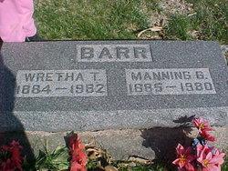 Manning Granville Barr