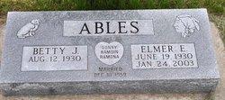 Elmer E Ables