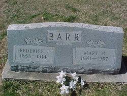 Mary May <i>Bacon</i> Barr