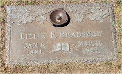 Lillie E Bradshaw