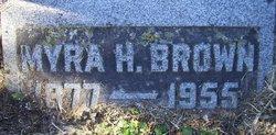 Myra H. Brown