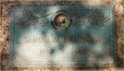 Samuel M Bradshaw