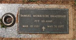 Samuel Morrison Bradshaw