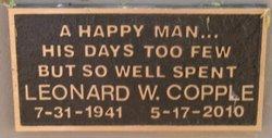 Leonard William Copple