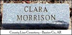 Clara <i>Morrison</i> Cotter