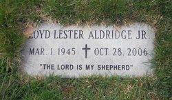 Lloyd Lester Aldridge, Jr