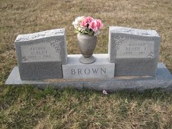 Bessie Lee <i>Asberry</i> Brown