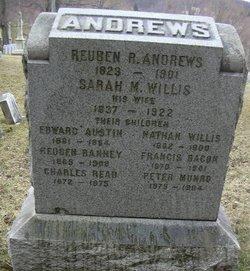 Reuben Ranney Andrews, Sr