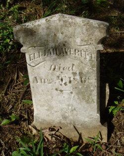 Elijah Averitt