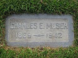 Charles Edward Moser