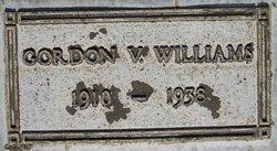 Gordon V Williams