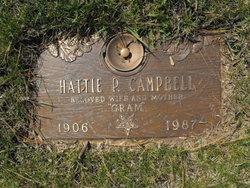 Hattie <i>Schiening</i> Campbell