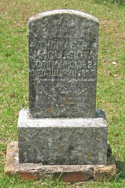 Thomas Byrd McCluskey