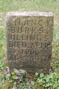 Nancy <i>Burks</i> Billings