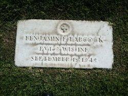 Benjamin Fabian Babcock