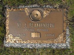 Violet <i>Madsen</i> Blankenberg