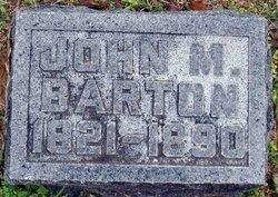 John Mulkey Barton