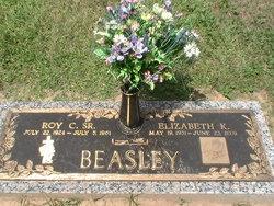 Elizabeth <i>Kilgore</i> Beasley