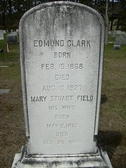 Mary Stuart <i>Field</i> Clark