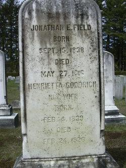 Henrietta M. <i>Goodrich</i> Field