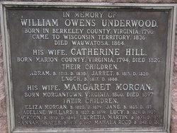Lucretia Ann <i>Underwood</i> Martin