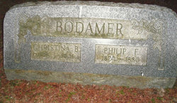 Phillip Friederich Bodamer