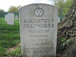 Augustus P Billingslea
