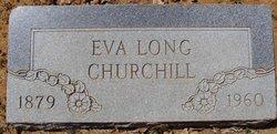 Eva Nell <i>Carothers Long</i> Churchill