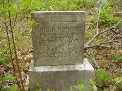 Thomas Henry Hudgins