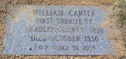 William Carter