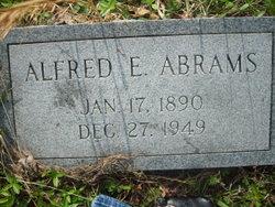 Alfred Ellis Abrams