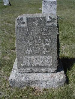 Hallie Jones, Sr