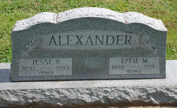 Jesse Bryan Alexander